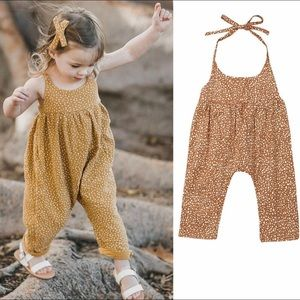 Other - Brand New Pebble Jumpsuit Size 6-12 Months